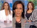 Two hosts of 'The View' test positive for Covid ahead of interview with Harris